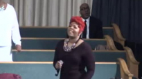 Alexis Spight sings There Is No Way at Greater Emmanuel C. O. G. I .C.flv