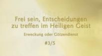 Erweckung oder Götzendienst - Freiheit im Heiligen Geist . #3_5 von Katharine Siegling.flv