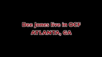 Dee Jones- I'm in Charge (Live).flv