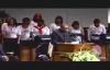 A Major Decree A Menacing Den Rev. Dr. Marcus D. Cosby