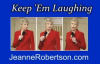Jeanne Robertson  Searching For Final Four Tickets