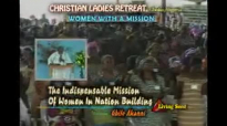 Women with a mission by  Rev Gbile and Sade Akanni 1
