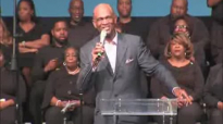 Dr. E. Dewey Smith Preaches Let Your Hair Down at Windsor Village U.M.C.flv