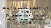 Charisma Fire Convention 2014 Homecoming Service with Bishop Dag Heward Mills