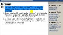 So steht's geschrieben - Wesen und Autorität der Heiligen Schrift Prof Werner Gitt Kurzversion.flv