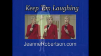 Jeanne Robertson Dont mess with broom people!