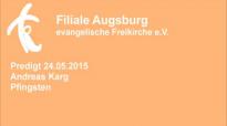 Predigt 24.05.2015 Andreas Karg - Pfingsten.flv
