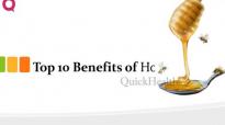 Top 10 Benefits of Honey  Honey Benefits  Health