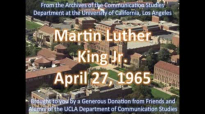 Martin Luther King Jr. at UCLA 4271965