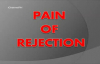 Ed Lapiz  Pain of Rejection