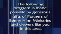Benny Hinn in Studio with Marilyn Hickey Part 1 of 2