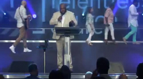 Pastor John Gray Preaches First Message as Pastor of Relentless Church.mp4