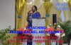Preaching Pastor Rachel Aronokhale - Anointing of God Ministries Children Annive.mp4