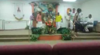 Preaching in Stockton CA Spiritual Poligamy.flv