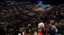 Joel Osteen Uncomfortable and Irritated