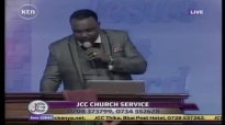 Jubilee Christian Church [14th September 2014] Preaching Session - By Bishop All.mp4
