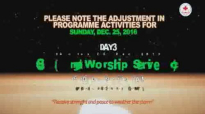 December Retreat 2016 (Day 3 Evening) by Pastor W.F. Kumuyi.mp4
