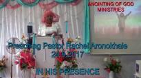 Preaching AOGM Pastor Rachel Aronokhale 24.9.2017.mp4