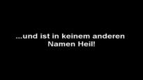 Prof.Dr.Werner Gitt.und ist in keinem anderen Namen Heil ! 8-8.flv