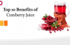 Top 10 Benefits of Cranberry Juice  Cranberry Juice Benefits  Health