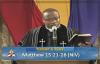 Faith to Follow Through  Rev Dr Marcus D Cosby