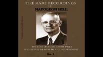 Napoleon Hill - Purpose - Rare Recordings I.mp4