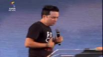 Pr. Lucinho Barreto  Quatro segredos para o treinamento de Joo Batista 20130722  ConfraJovem