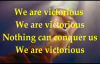 Donnie McClurkin - We Are Victorious ft Tye Tribbett - Lyrics.flv