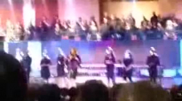 Kim Burrell singing (Nobody Greater) 03_20_13.flv