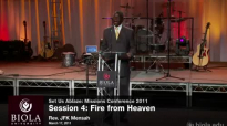 JFK Mensah_ Fire from Heaven - Missions Conference 2011.mp4