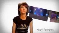 Misty Edwards Testimony at OneThing.flv