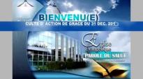 Culte d'Action de Grâce 2015 avec Pasteur Noëla Lumande.flv