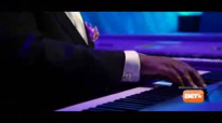 Le'Andria Johnson on BJG singing HE'S SWEET I KNOW; GOD WILL TAKE CARE OF YOU; SURRENDER MEDLEY.flv