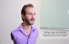 Motivational speaker Nick Vujicic on the power of staying positive.flv