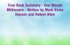Free Book Summary - One Minute Millionaire - Written by Mark Victor Hansen and Robert Allen.mp4