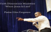 Pastor Glen Ferguson As We Went to Prayer Part 1 of 2 MUST SEE