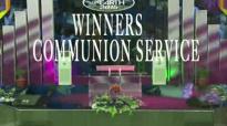 Bishop OyedepoCommunion Service June 24,2015