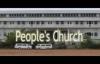 People's Church Colombo - Rev Colton Wickramaratne - Overcoming Sin