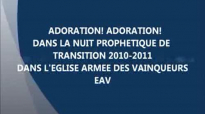 Franck Mulaja-Echo d'Adoration [EAV Nuit de Transition Adoration].flv