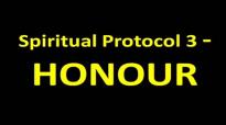Pastor Mensa Otabil - Spiritual Protocol 3 - HONOUR