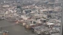 George Verwer at top of The Shard - London, England.mp4