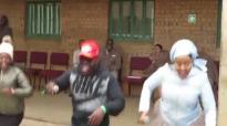 Winnie Mashaba performs ditheto at Makhado correctional center.mp4