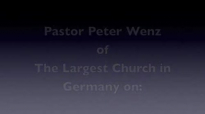 Germany's Pastor Peter Wenz on Fighting Private Battles.flv