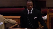 Rev. Dr. Marcus D. Cosby Going To The Next Level Part 1