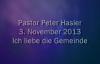 Peter Hasler - Ich liebe die Gemeinde - 03.11.2013.flv