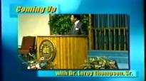 Leroy Thompson  How To Have A Faith Resurrection Pt2 1999