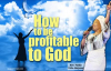 How to be profitable to God - Rev. Funke Felix Adejumo.mp4