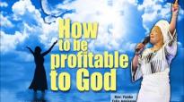 How to be profitable to God - Rev. Funke Felix Adejumo.mp4