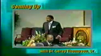Dr. Leroy Thompson  How To Prophecy Your Own Wealth Transference