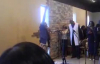 Pastor Le'Andria Johnson leading praise and worship at her 1st service!.flv